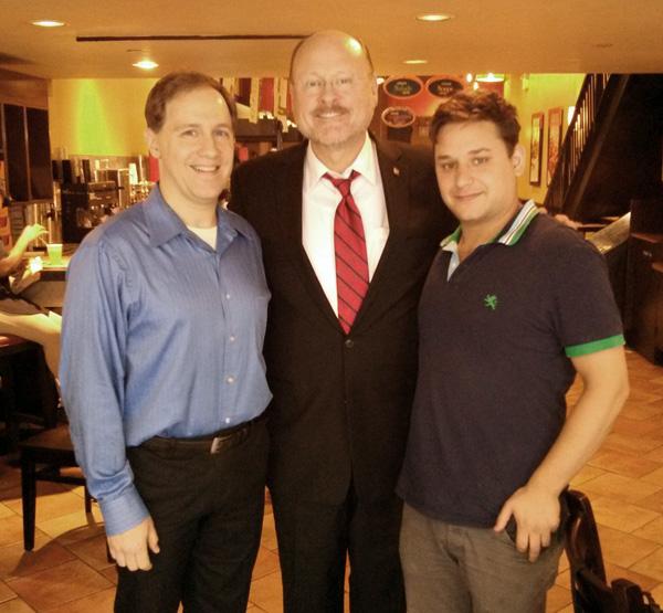 Joe Lhota, New York City Candidate for Mayor